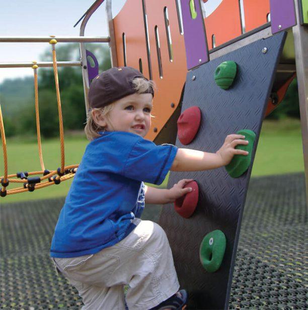 Aires de jeux pour crèches, écoles, communes