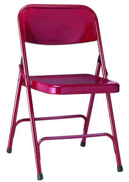chaise pliante m tallique agora collectivit s. Black Bedroom Furniture Sets. Home Design Ideas