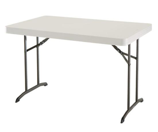 agora collectivit s table pliante pro light 122 x 76. Black Bedroom Furniture Sets. Home Design Ideas