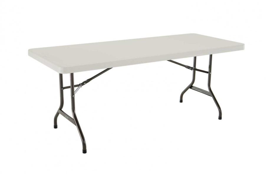table pliante pro light 183 x 76 agora collectivit s. Black Bedroom Furniture Sets. Home Design Ideas