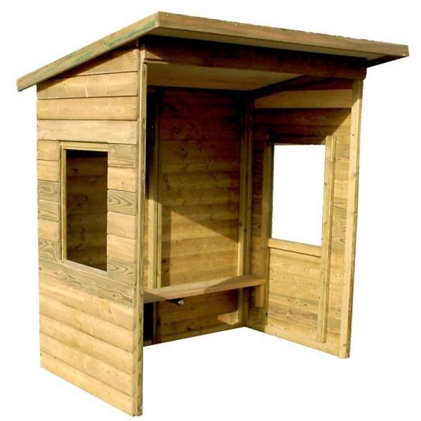agora collectivit s abri bus bois. Black Bedroom Furniture Sets. Home Design Ideas