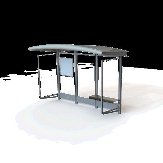 abri bus new way agora collectivit s. Black Bedroom Furniture Sets. Home Design Ideas